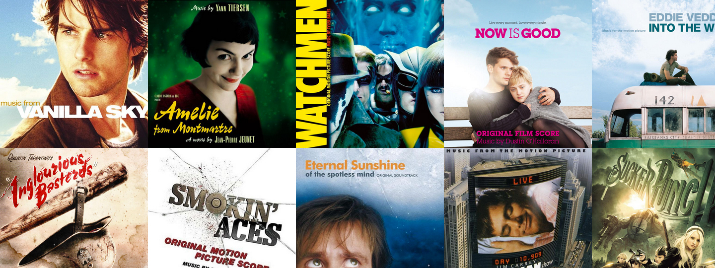 10 Beautiful Pieces of Movie Score