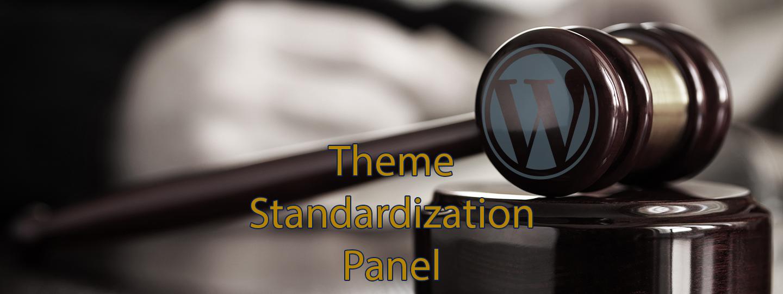 Initiative for Standard WordPress Theme Hooks