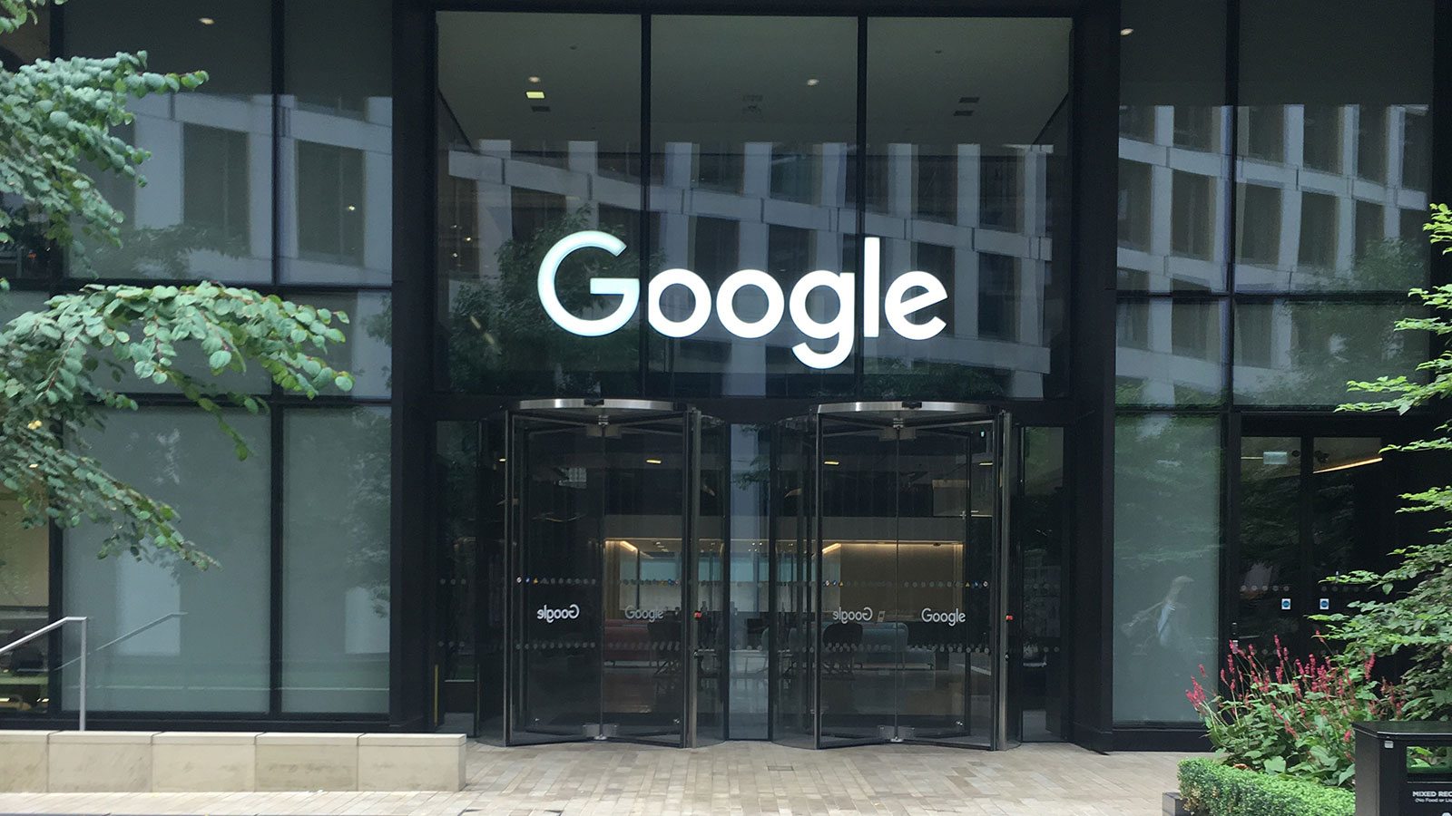 Google Headquarters in London